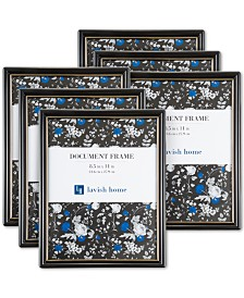 "6-Pc. 8.5"" x 11"" Document Picture Frame Wall Gallery Set"