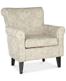 Allman Accent Chair, Quick Ship