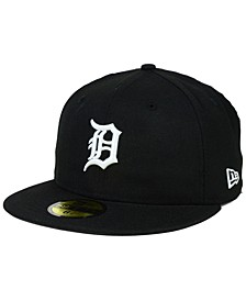 Detroit Tigers Men's B-Dub 59FIFTY Fitted Cap