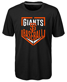 Outerstuff San Francisco Giants Run Scored T-Shirt, Little Boys (4-7)