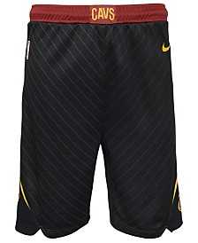 Outerstuff Cleveland Cavaliers Statement Swingman Shorts, Big Boys (8-20)