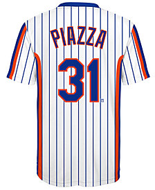 Outerstuff Mike Piazza New York Mets Coop Poly Player T-Shirt, Big Boys (8-20)