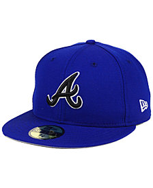 New Era Atlanta Braves Royal Pack 59FIFTY Fitted Cap