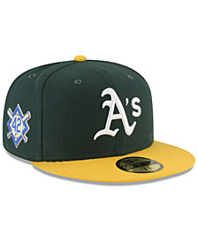 New Era Oakland Athletics Jackie Robinson Day 59FIFTY FITTED Cap
