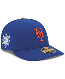 New Era New York Mets Jackie Robinson Day Low Profile 59FIFTY FITTED Cap