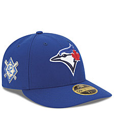 New Era Toronto Blue Jays Jackie Robinson Day Low Profile 59FIFTY FITTED Cap