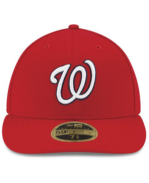 new styles 1a094 7a046 ... czech new era washington nationals jackie robinson day low profile  59fifty fitted cap sports fan shop