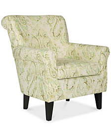 Allman Accent Chair, Quick Ship