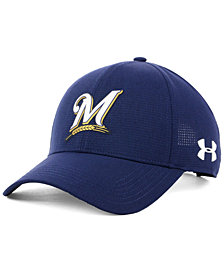 Under Armour Milwaukee Brewers Driver Cap