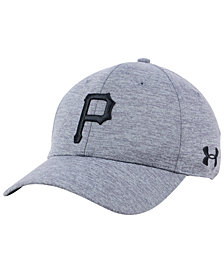 Under Armour Pittsburgh Pirates Twist Closer Cap