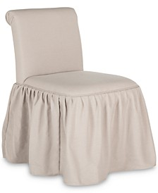Wilber Vanity Chair, Quick Ship