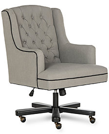 Justyn Office Chair, Quick Ship