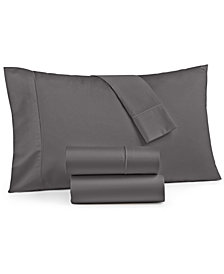 Charter Club Sleep Cool 4-Pc. Queen Sheet Set, 400 Thread Count Cotton Tencel®, Created for Macy's