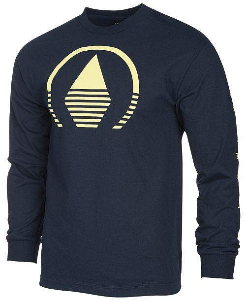 8809c076605 Volcom Men s Horizon Long-Sleeve T-Shirt - T-Shirts - Men - Macy s