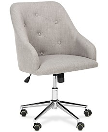 Dolnick Tufted Office Chair, Quick Ship