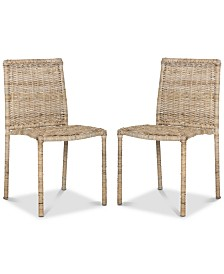 Myron Accent Chair (Set Of 2), Quick Ship