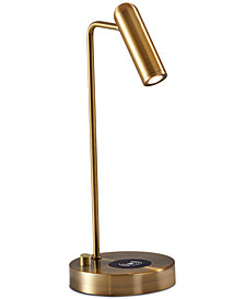 Adesso Kaye LED Desk Lamp