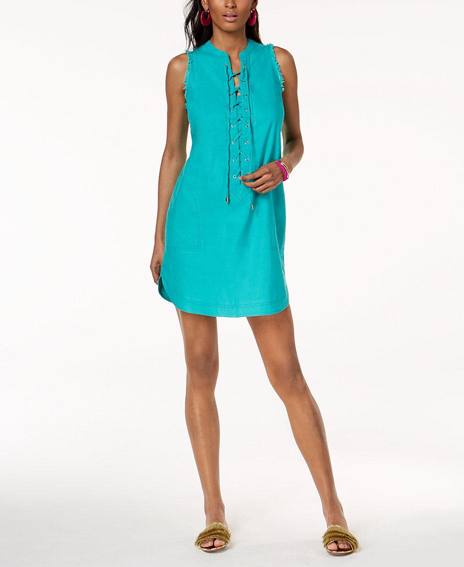 Short White Dresses: Shop Short White Dresses - Macy\'s