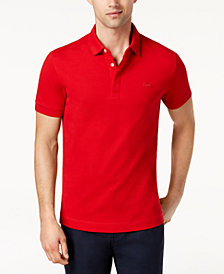 Lacoste Men's Short-Sleeve Paris Polo