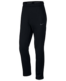 Men's Therma Open Bottom Training Pants