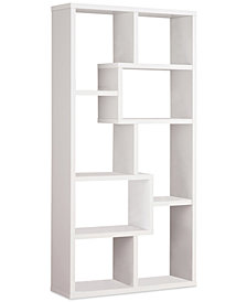 Vico Bookcase, Quick Ship