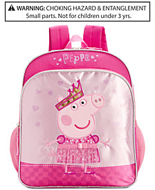 Nickelodeon's® Peppa Pig Little & Big Girls Pinky Party Backpack