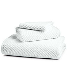 Kassatex Malaga Cotton Textured Hand Towel