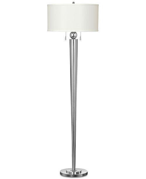 Cal Lighting Messina Metal Floor Lamp