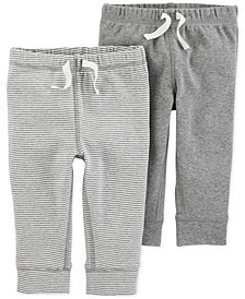 Carter's Baby Boys 2-Pk. Cotton Jogger Pants