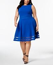 93e914e409 Calvin Klein Plus Size Dresses  Shop Calvin Klein Plus Size Dresses ...
