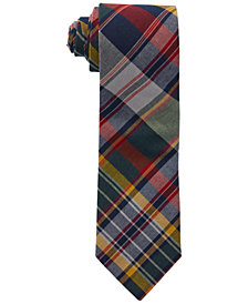 Polo Ralph Lauren Men's Narrow Madras Tie