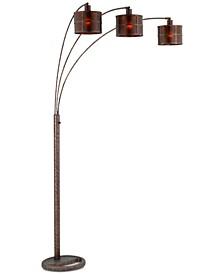 Mica Arc Lamp