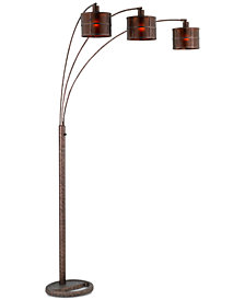 Cal Lighting Mica Arc Lamp