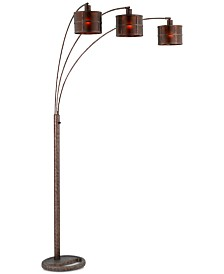 Cal Lighting Mica Arc Lamp