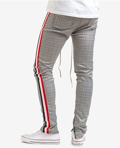 Black Pyramid Men S Side Stripe Pants Pants Men Macy S