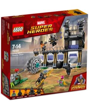 Lego Super Heroes Corvus Glaive Thresher Attack 76103
