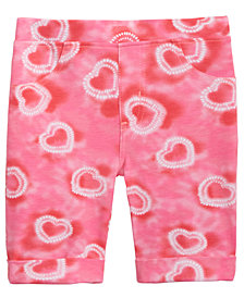 Epic Threads Toddler Girls Tie-Dyed Bermuda Shorts, Created for Macy's