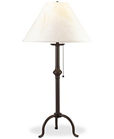 75W Iron Table Lamp with Pull Chain