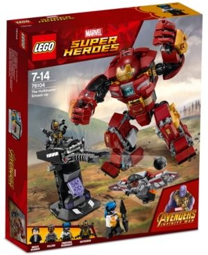 Lego Super Heroes The Hulkbuster SmashUp 76104