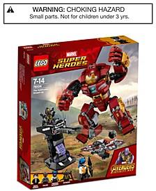 Super Heroes The Hulkbuster Smash-Up 76104
