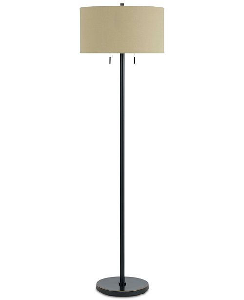 Cal Lighting Calais Metal Floor Lamp