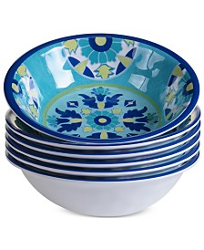 Certified International Granada Set of 6 All-Purpose Bowls