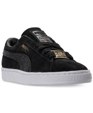 Puma Big Boys Suede Classic BBoy Casual Sneakers from Finish Line