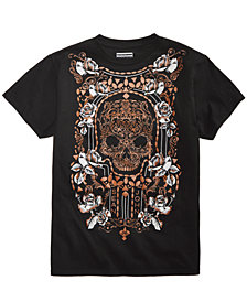 Sean John Big Boys Graphic-Print Cotton T-Shirt