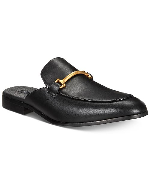 INC International Concepts INC Men's Blaze Mules, Created for Macy's