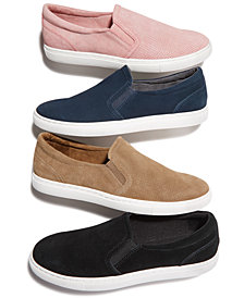 Bar III Men's Brant Slip-On Sneakers, Created for Macy's