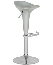Gwinn Swivel Bar Stool, Quick Ship