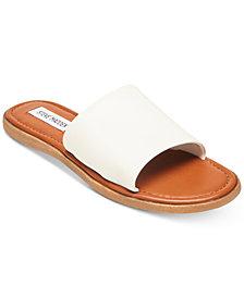 Steve Madden Women's Camilla Banded Slide Sandals