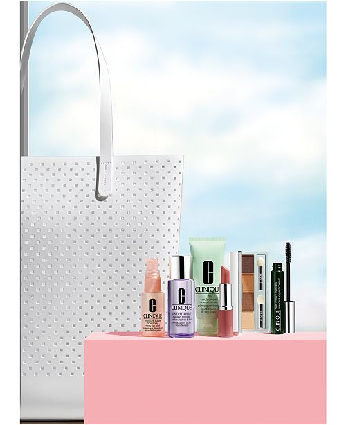 Clinique Clinique Summer in Clinique Set - Only $39.50 with any Clinique purchase (A $120 Value!)