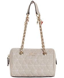 GUESS Fleur Mini Shoulder Bag